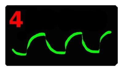 Как проверить усилитель прямоугольным сигналом - изображение