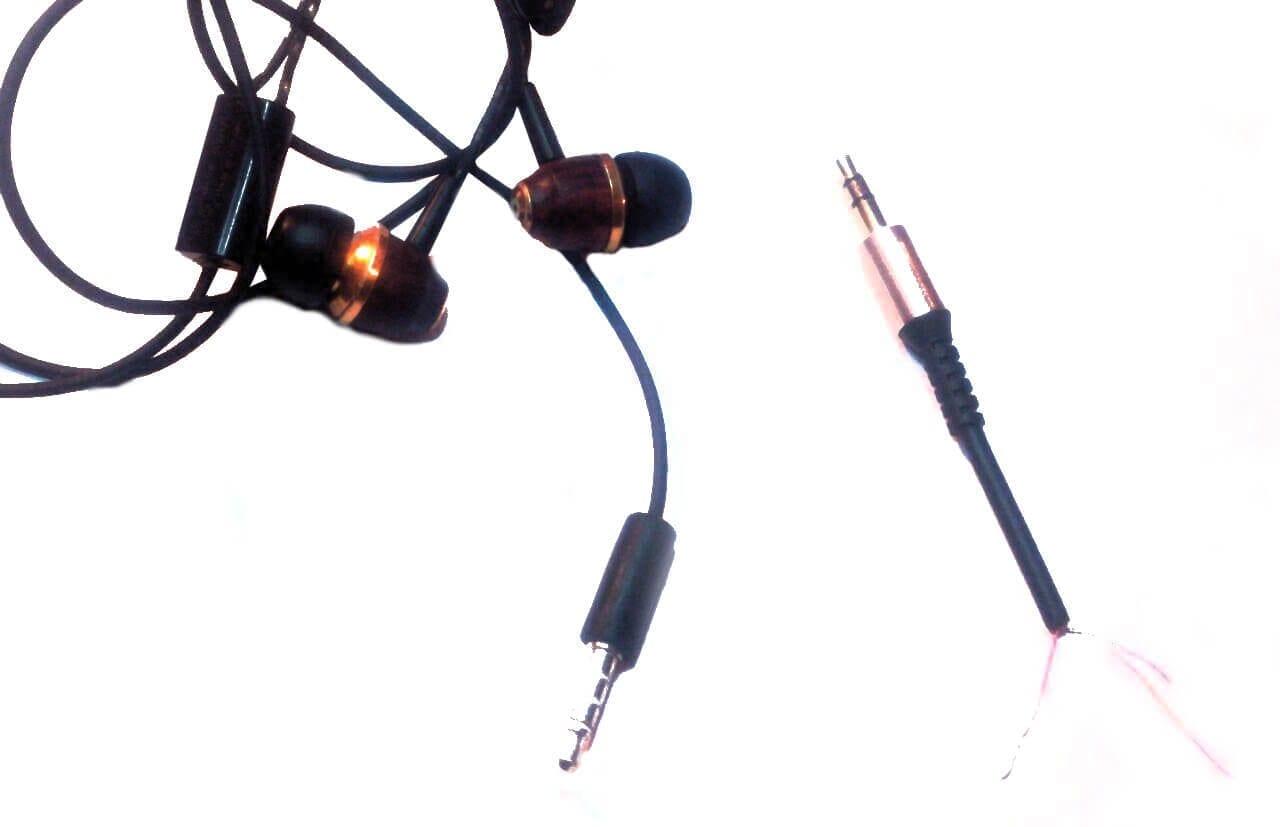 Ремонт компьютерных наушников с микрофоном своими руками