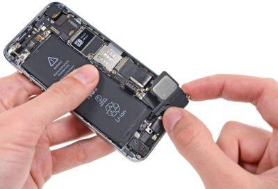 Что делать если не работает динамик на айфоне или  смартфоне