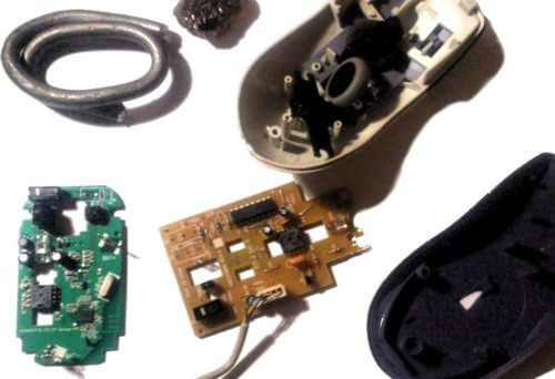 не работают кнопки на мышке, как починить кнопки на мышке своими руками
