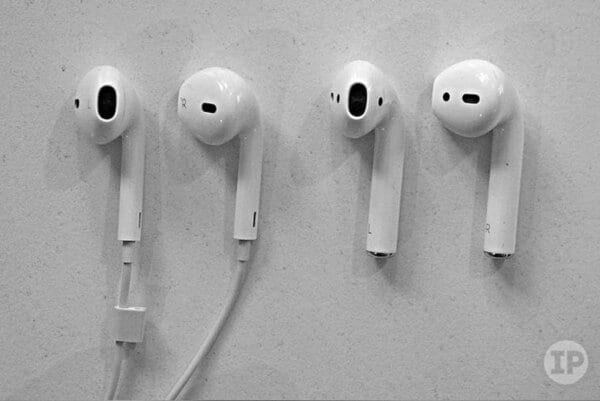 Беспроводные наушники AirPods или очередной костыль для Apple
