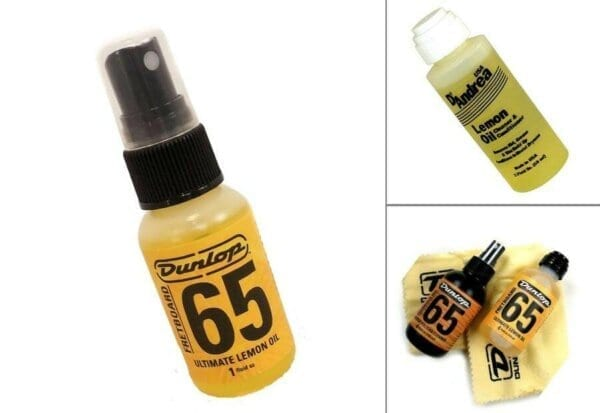 Чистка грифа, лимонное масло для гитары, масло для грифа
