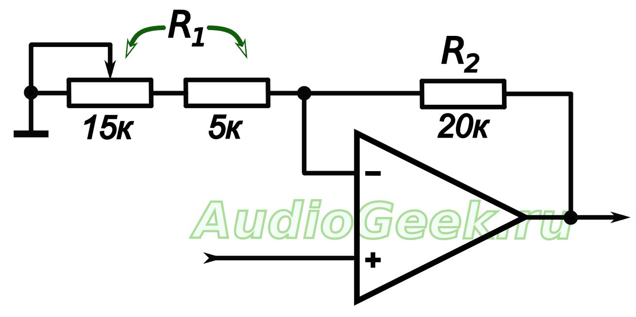 генератор синусоидального сигнала