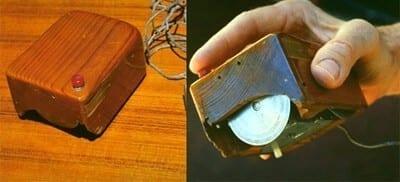 не работают кнопки на мышке - первая в мире компьютерная мышка