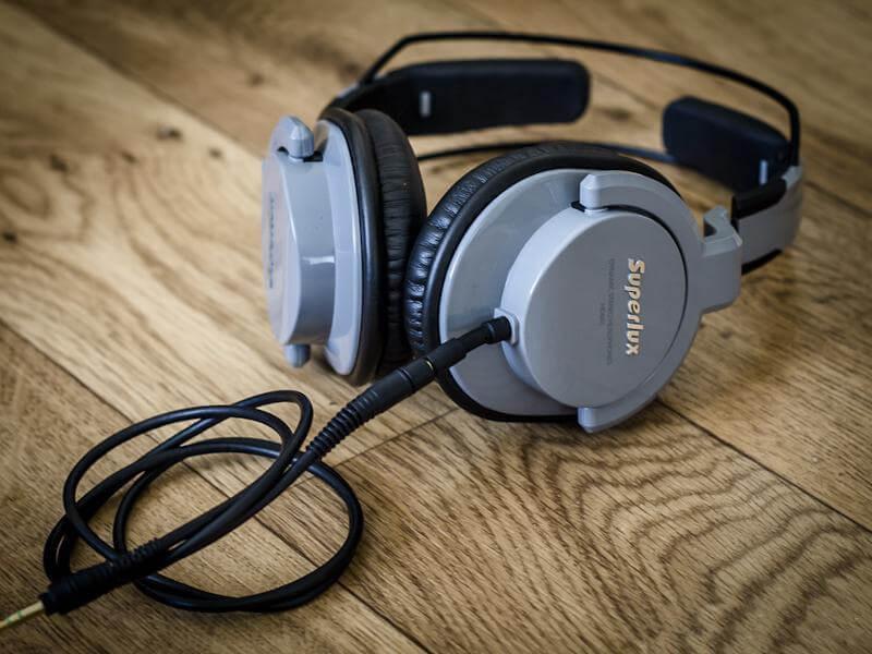 Superlux - пожалуй лучшие китайские наушники с хорошим звуком