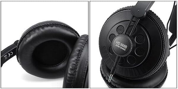 Superlux HD668B - доступные мониторные наушники с отменным звуком