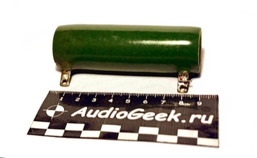 резистор на 50 ватт